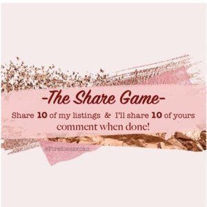 The Share Game  PT 2!